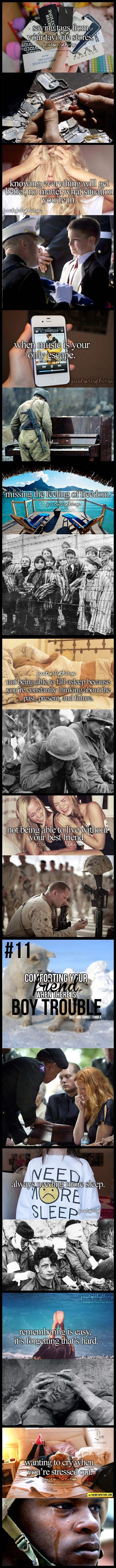 Stop complaining and support the troops!