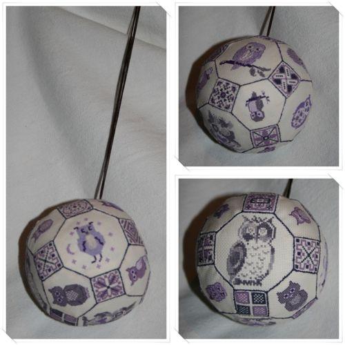 ♥ ma première quaker ball ♥