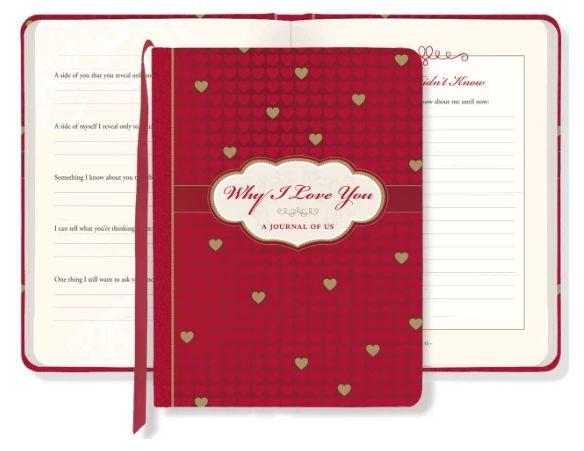Warum ich dich liebe: Ein Tagebuch von uns (Was ich an dir liebe Tagebuch)   – Dryden Designs