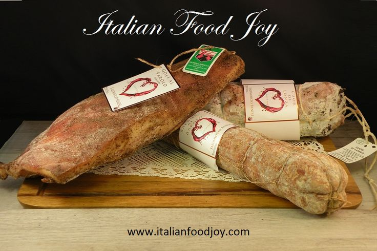 #cold #cuts and #salami of the first quality www.italianfoodjo... for UK and other countries www.italianfoodjo... for DE and AT only