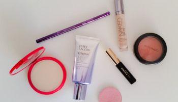 Basis Makeuplager samt hurtig hverdagsmakeup - everyday makeup routine