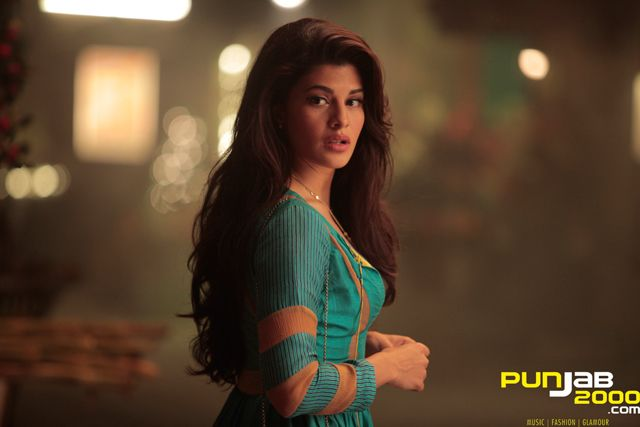 Jacqueline Fernandez interview on her role in KICK