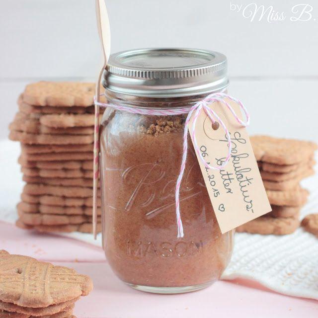 Miss Blueberrymuffin's kitchen: Weihnachten zum Frühstück: Spekulatius-Butter