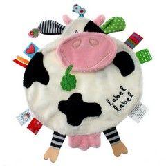 Friends-Πανί-φιλαράκι δραστηριοτήτων - Αγελαδίτσα