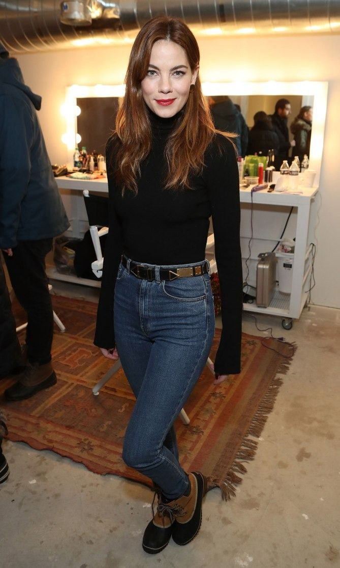 Sundance Film Festival 2017: The Best Celebrity Style - Michelle Monaghan