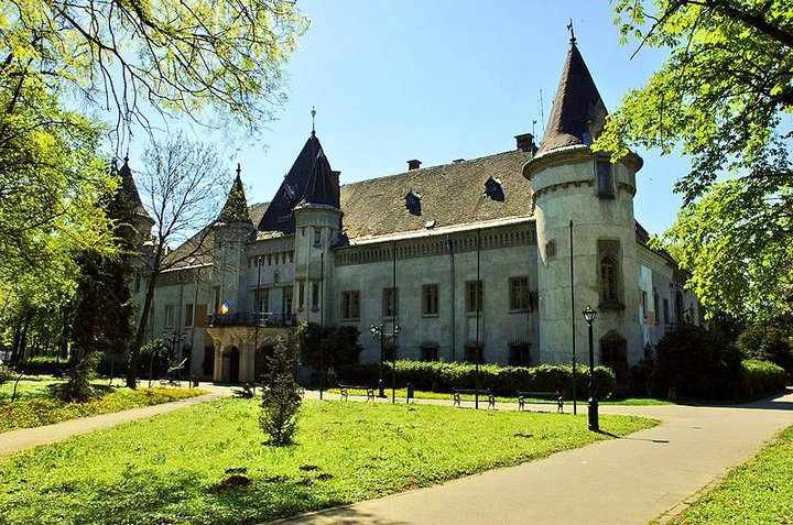 Karoly Castle, Satu-Mare county, RO - The Karoly Castle from Maramures, Carei, was built o the place of an old baroque fortress, built by Karolyi family, in 1492. After one century, namely in 1592, due to frequent incursions of the Turks, Karoly Mihaly decided to strengthen the existing building. The castle has been destroyed and rebuilt several times until he got the form it has today.    Related to the past history of the castle, some legends have appeared mainly about Rakoczi Prince…