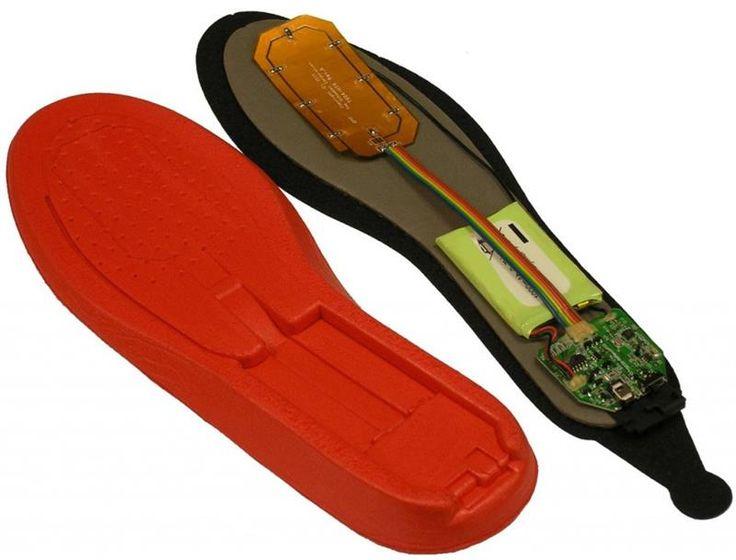 Самодельная обувь с подогревом