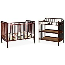 image of DaVinci Jenny Lind Nursery Furniture Collection in Cherry