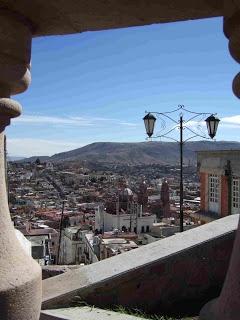 Zacatecas, la ciudad de las minas