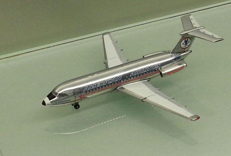 American Ailines BAC-111. Gemini Jets