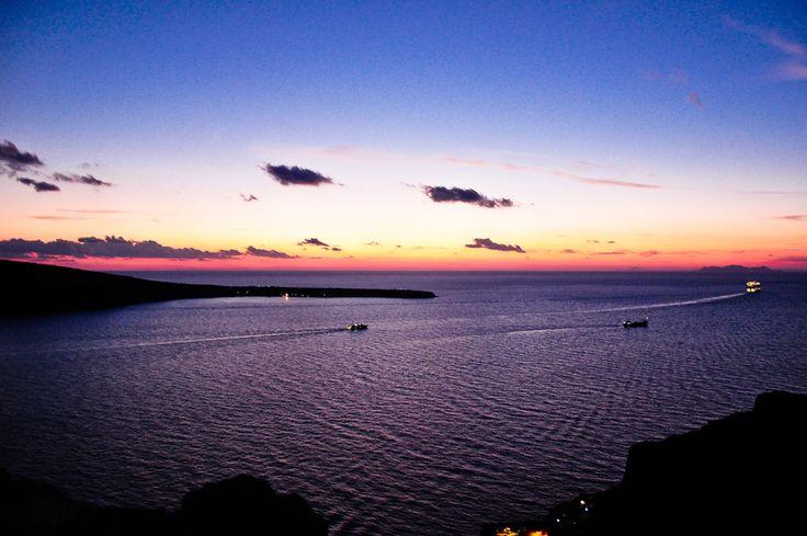 Sunset - Santorini/Fira/Oia (from #luisdehoyos at www.500px.com/dhclicks )