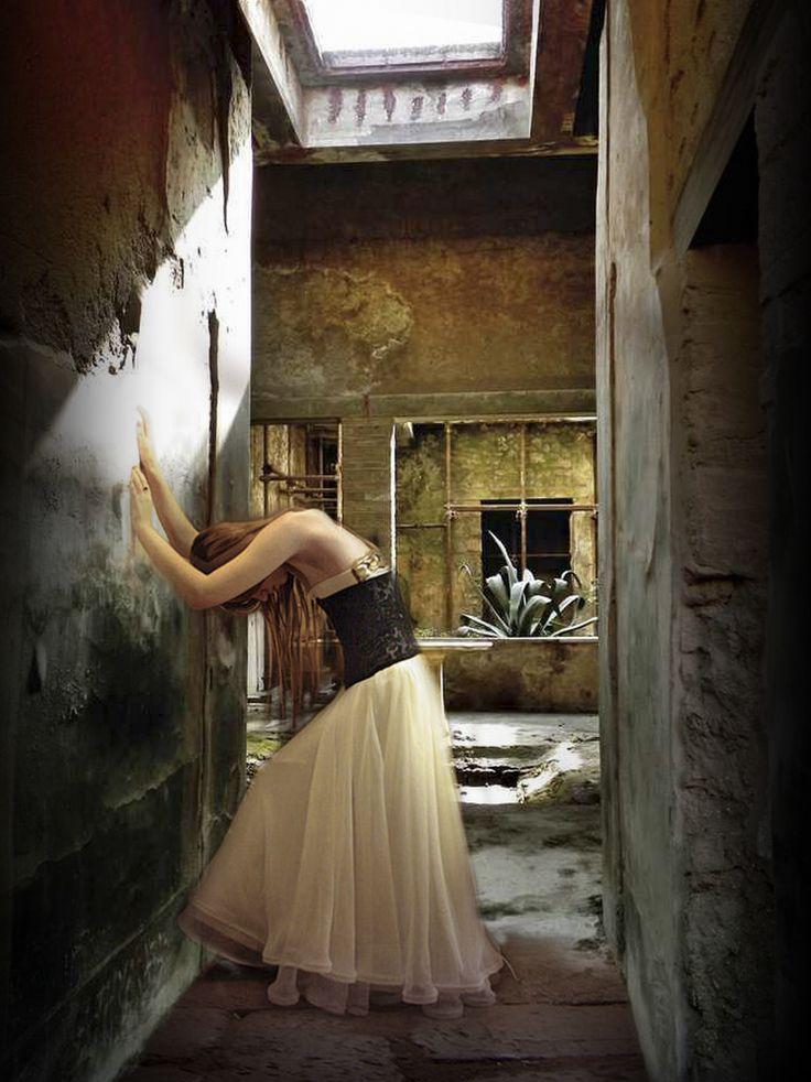 Samotność w Pompejach