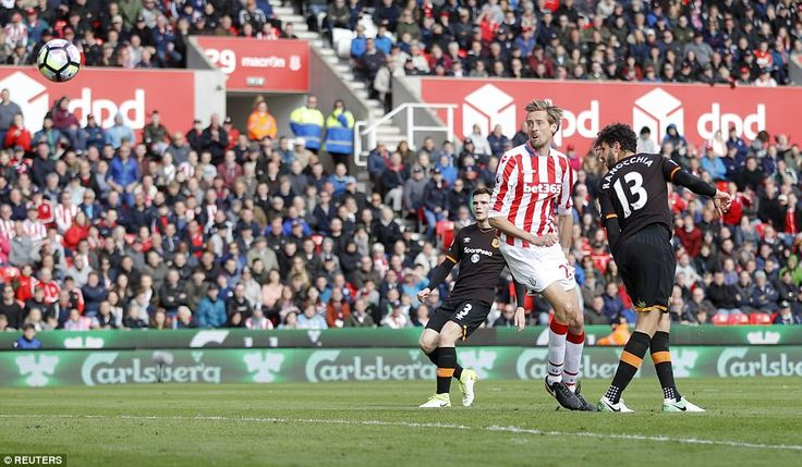 Before Peter Crouch rose above Andrea Ranocchia to reclaim the lead for the home side and ...