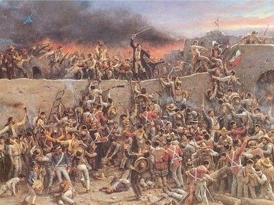The Fall of the Alamo March 6, 1836