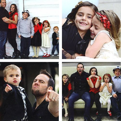 The shaytards are not only an inspiration to the world but also to families or individuals that need a bit of laughter or happiness in their every day life and that's were the shaytards come in