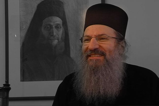 Elder Elisaios, Abbot of the Holy Monastery of Simonos Petras, Mt Athos, Greece, speaks on the tradition and the present of Holy Mountain