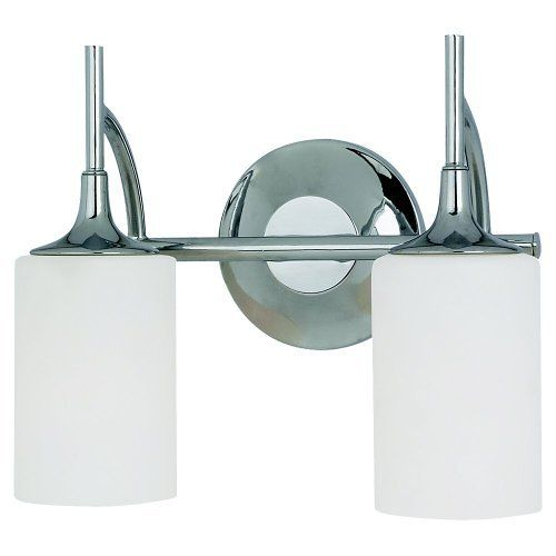 Sea Gull Lighting 44953-05 Bath and Vanity Light by Sea Gull Lighting. $98.00. 44953-05 is a two light Bath and Vanity Light and is part of the Sterling collection.