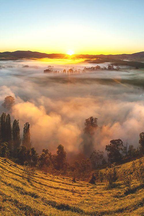#sunrise Buchan Valley, Australia