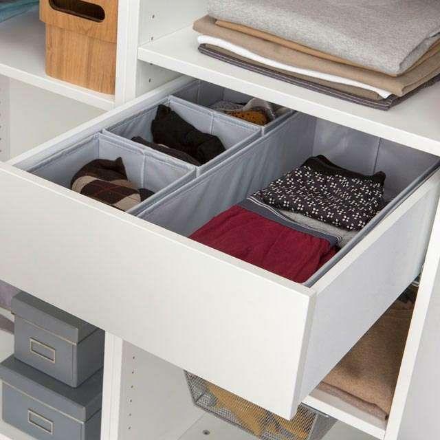 separateur de tiroir cuisine maison design. Black Bedroom Furniture Sets. Home Design Ideas