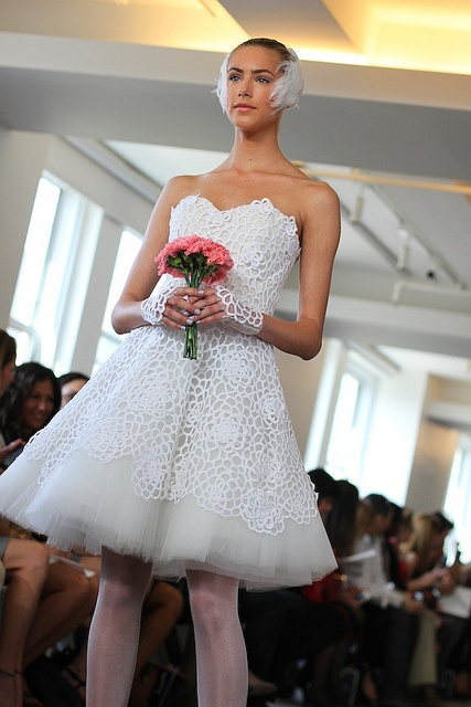 Oscar de la Renta Bridal 2013 84 by rachel.photo, via Flickr
