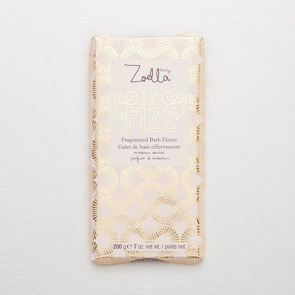 Zoella Bath Le Fizz ($7.95) ❤ liked on Polyvore featuring pink