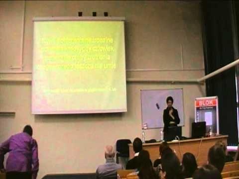 """Dzień Mózgu 2011, SWPS Sopot: dr Żylińska """"Neurodydaktyka"""" cz.2"""