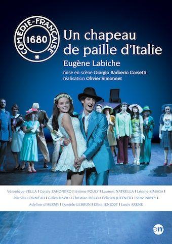 Un chapeau de paille d'Italie - Pierre Niney & Christian Hecq - Comédie Française ♥♥♥