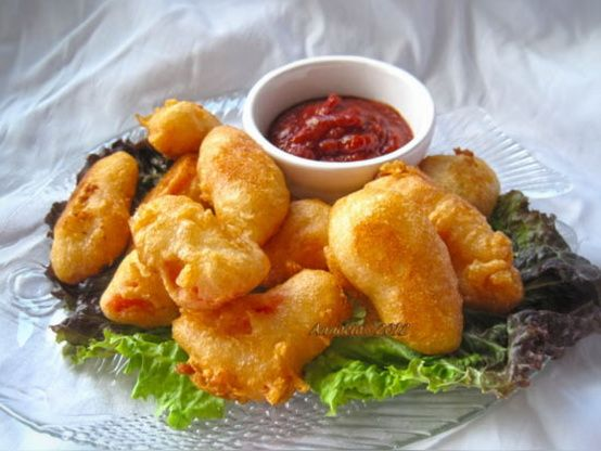 Seafood Crab Sticks With Chilli Sauce Recipe - Australian.Food.com