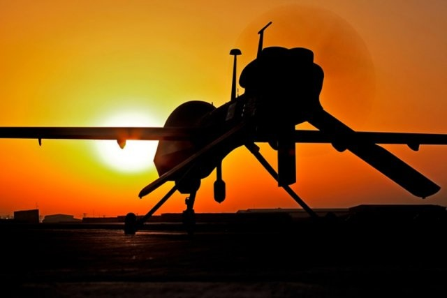 Army.mil:  The U.S. Army's Gray Eagle unmanned aircraft system recently completed a successful initial operating test & evaluation at the Army's National Training Center at Fort Irwin, Calif.