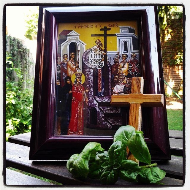 On the Feast of the Elevation of the Holy Cross / Orthodox Christian Parenting