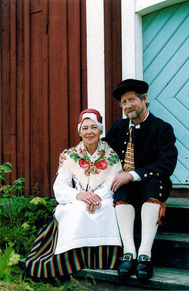 Öja Öja, Österbotten Folkdräkter - Dräktbyrå - Brage