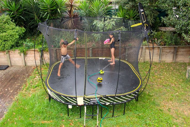 Favourite Things To Do On A Springfree Trampoline