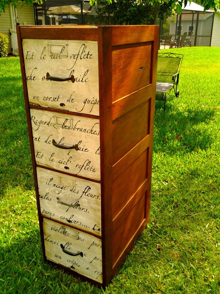 Best 25 Vintage File Cabinet Ideas On Pinterest Painted