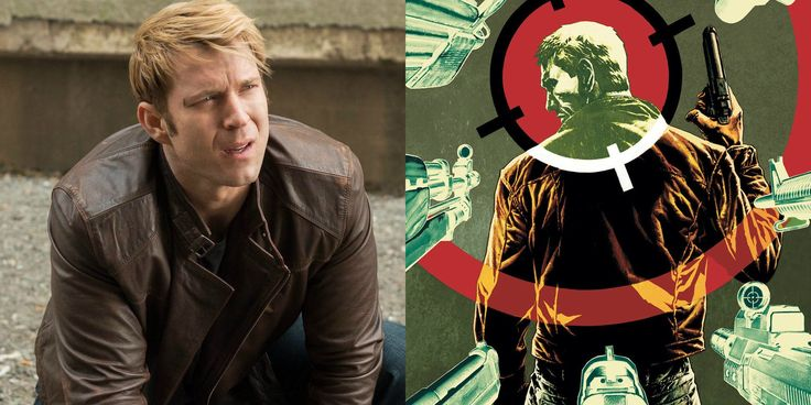 Image result for arrow the human target