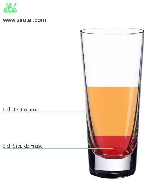 Recette Cocktail éTé