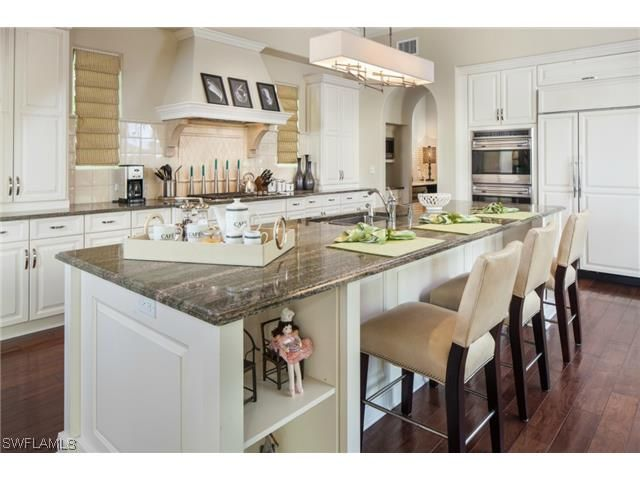 16667 Lucarno, Naples, FL 34110 | Golf Villa With Bright Open Kitchenu2026