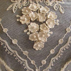 Maria Niforos - Fine Antique Lace, Linens & Textiles : Antique Edwardian…