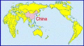 Image result for where is  China located?