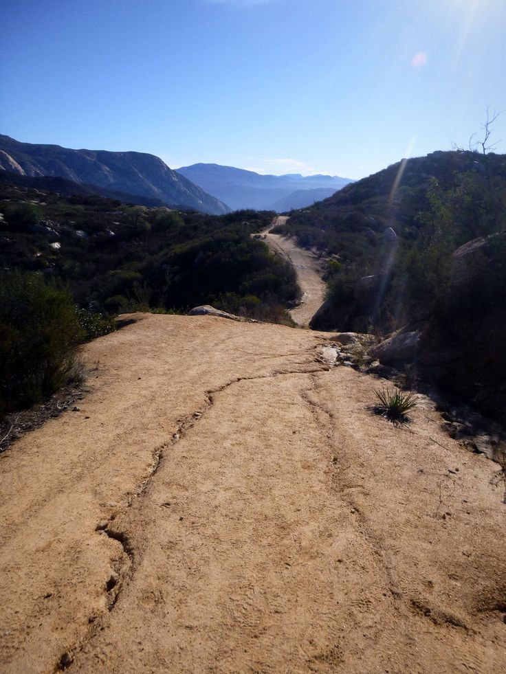 El Cajon Mountain Trail is a 11.2 mile out and back trail located near Lakeside, California that features a river and is only recommended for very experienced outdoorsmen. The trail offers a number of activity options and is accessible year-round. Dogs are also able to use this trail but must be kept on leash.