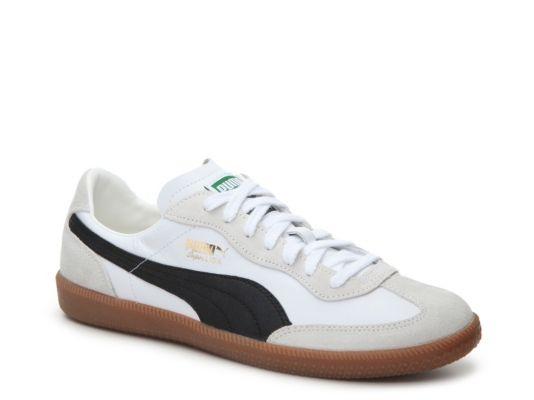 Men's Puma Super Liga OG Retro Sneaker -  - White/Black
