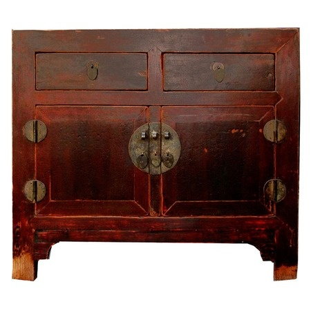 Manchuria Accent Cabinet from Joss and Main for a formal living room.