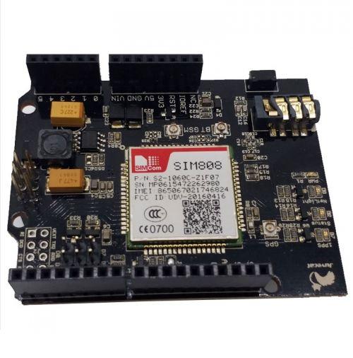 SIM808 BT+GSM+GPS Sheild