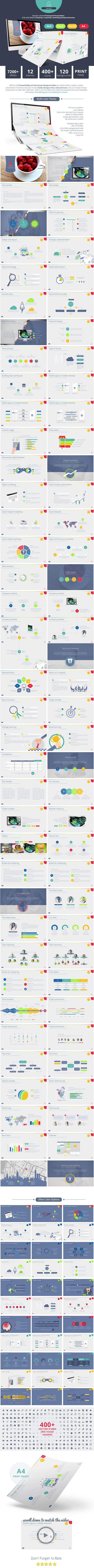 Amaze Powerpoint Presentation (PowerPoint Templates)