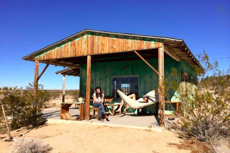 joshua tree homesteader cabin favourites