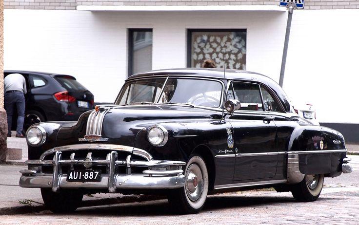 1950 Pontiac Silver 8 Streak 2D Sedan