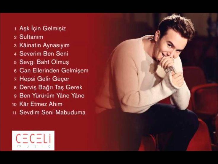 Mustafa Ceceli 2016 Full Album İlahiler 1 - Aşk İçin Gelmişiz 2 - Sultanım 3 - Kainatın Aynasıyım 4 - Severim Ben Seni 5 - Sevgi Baht Olmuş 6 - Can Ellerinde...