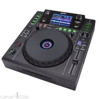 Gemini MDJ-1000 USB MIDI Professional Network CDJ CD Player - CD & Media Players - DJ Equipment - DJ & Sound | Gearooz