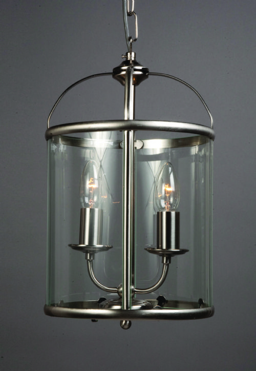 Luxury Hallway Lantern Lighting