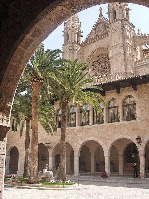Mallorca Catedral Spain