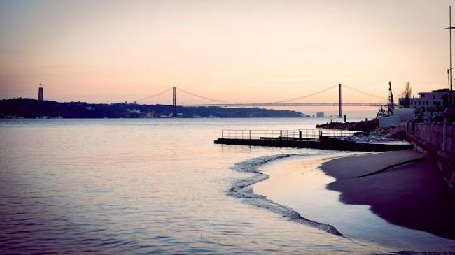 Lisboa-Vista Terreiro do Paço